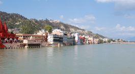 Destination Haridwar Himalayas