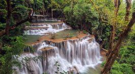 Destination Kanchanaburi Thailand