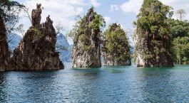 Reiseziel Khao Sok Thailand