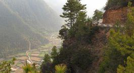 Gangtey Bhoutan