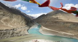Leh Zona de los Himalayas