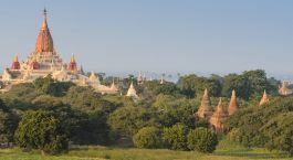 Destination Bagan Myanmar