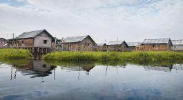 Reiseziel Inle See Myanmar