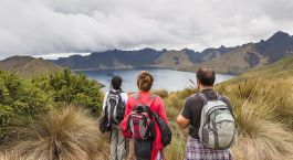 Destination Otavalo Ecuador/Galapagos