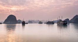 Destination Halong Bay Vietnam