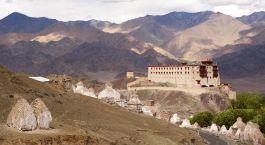 Alchi Zona de los Himalayas