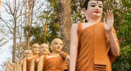 Reiseziel Kratie Kambodscha
