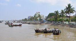 Reiseziel Myeik Myanmar