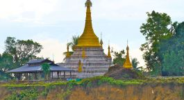Reiseziel Bhamo Myanmar