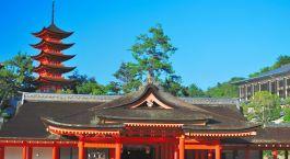 Destination Miyajima Japan