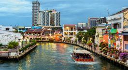 Reiseziel Malakka Malaysia