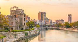 Reiseziel Hiroshima Japan