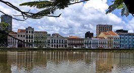 Reiseziel Recife Brasilien