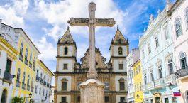 Destination San Salvador da Bahia Brazil