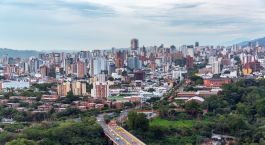 Destination Bucaramanga Colombia