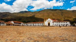 Reiseziel Villa de Leyva Kolumbien