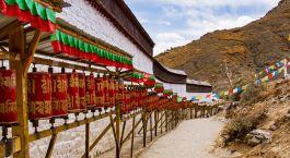 Reiseziel Shigatse Tibet