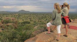 Reiseziel Laikipia – Wandersafari Kenia