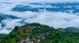 Reiseziel Nuwakot Nepal