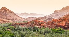 Reiseziel Hoher Atlas Marokko