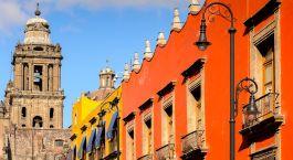 Reiseziel Mexiko-Stadt Mexiko