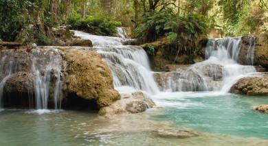 Empfohlene Individualreise, Rundreise: Laos Reise zu Lande und zu Wasser
