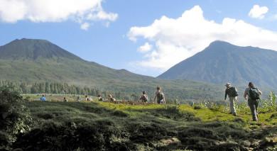 Empfohlene Individualreise, Rundreise: Ruanda Reise – Vulkane, Lake Kivu und Gorilla Trekking