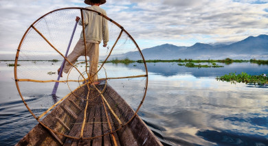 Example private tour: Discovering Myanmar