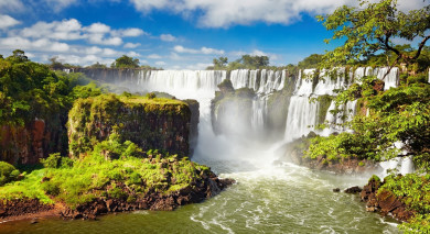 Example private tour: Brazil: Thrilling Waterfalls, Pantanal & The Amazon