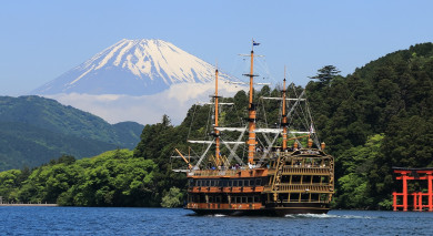 Example private tour: Luxury Japan: Traditions, Onsens and Mount Fuji