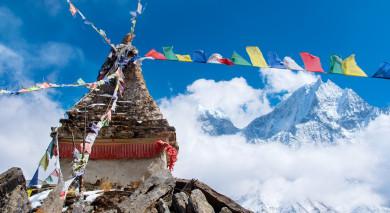 Empfohlene Individualreise, Rundreise: Klassische Nepalreise für Einsteiger