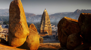 Example private tour: Karnataka Explored: Heritage and Landscapes