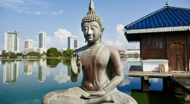 Example private tour: Sri Lanka: Ancient Wonders and Beaches
