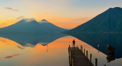 Empfohlene Individualreise, Rundreise: Guatemala – Atitlan-See und Antigua