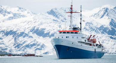 Example private tour: Argentina and Antarctica – Glacial Explorations
