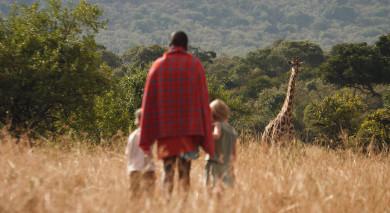 Empfohlene Individualreise, Rundreise: Kenia luxuriös – Wander-Safari, Strand und traumhafte Lodges