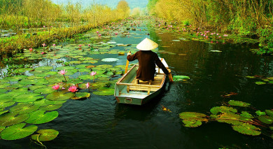 Empfohlene Individualreise, Rundreise: Vietnam & Kambodscha: Von Legenden und Inseln