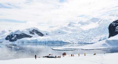 Example private tour: Antarctica: Crossing the Circle, Falklands and South Georgia