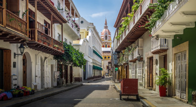 Example private tour: Colombia Dreams and the Panama Canal