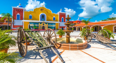 Example private tour: Classic Mexico: Mayan Ruins, Heritage and Beach