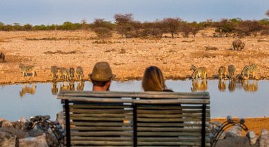 Empfohlene Individualreise, Rundreise: Namibia Flugreise – die Klassiker