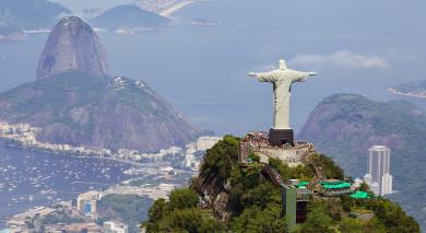 Empfohlene Individualreise, Rundreise: Brasilien – Wasserfälle, Goldrausch und Strände