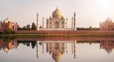 Empfohlene Individualreise, Rundreise: Indien – Goldenes Dreieck und Goa