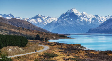 Example private tour: Road Trip: Classic New Zealand