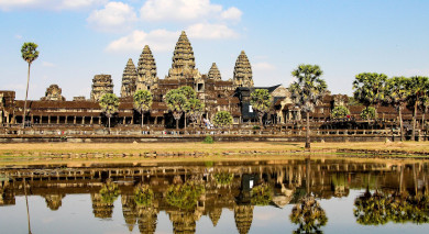 Empfohlene Individualreise, Rundreise: Ein Einstieg in das klassische Kambodscha