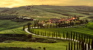 Example private tour: Italy, Under the Tuscan Sun