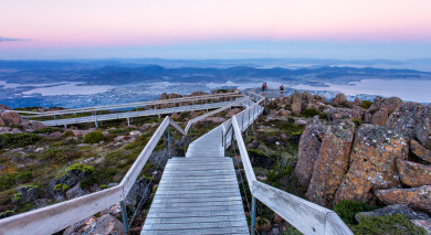Example private tour: Road Trip: Highlights of Tasmania