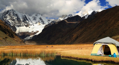 Example private tour: Hiking in Peru: Inca Trail and Cordillera Blanca