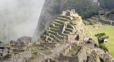 Example private tour: Machu Picchu and the Amazon