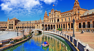 Example private tour: Andalusia's Golden Triangle